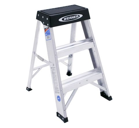 2' Aluminum Step Stool