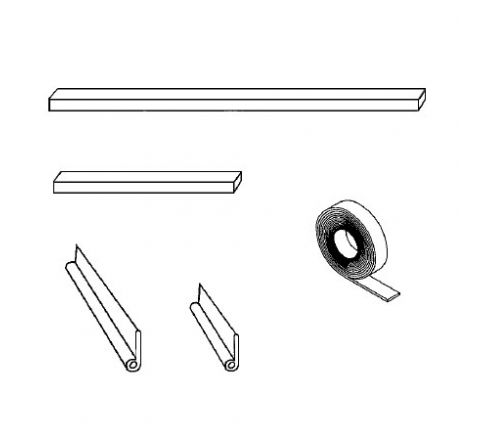 Door Seal Replacement Kit