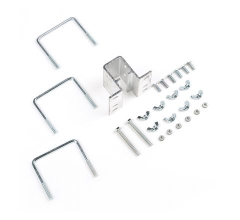 Guard Rail Bracket & Hardware Kit