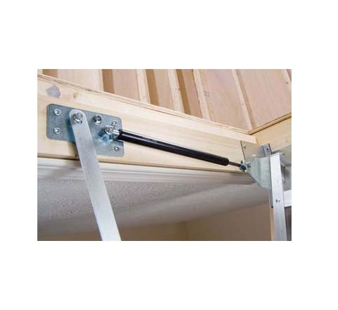 Standard Strut Kit for Aluminum Attic Ladders (1 Pair)