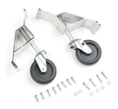 "3"" Casters & Mounting Bracket Kit"