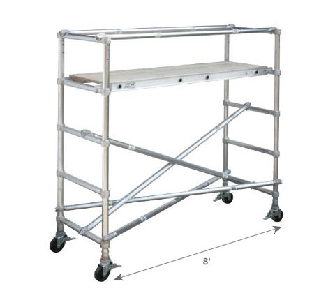 "Standard Adjustable Base Section 8' Long x 29"" Wide"