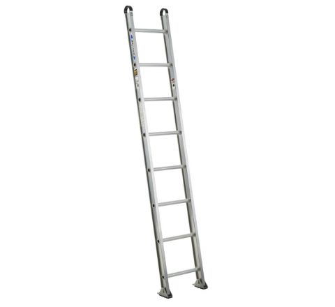 Aluminum Straight Ladder