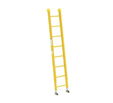 All-Fiberglass Straight Ladder