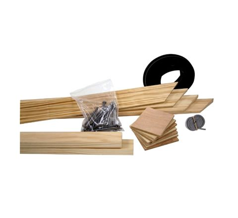 Attic Ladder Trim/Installation Kit