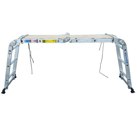Aluminum Multi-Master Articulated Ladder