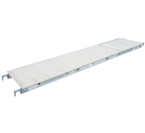10' Scaffold Board with Access Door