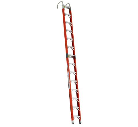 Fiberglass Straight Posting ladder