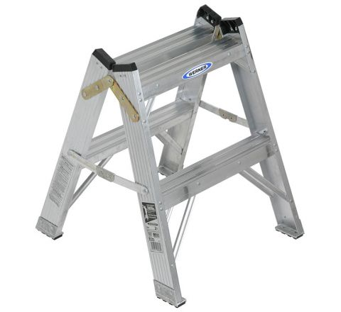 Multi-Use Twin Stepladder