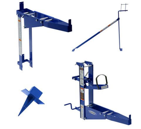 Steel Pump Jack Set