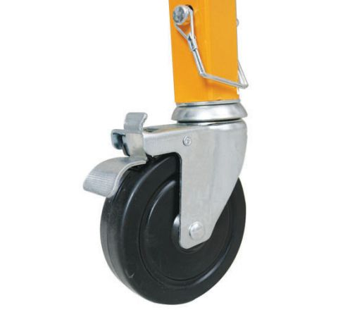 "5"" Swivel Locking Casters (Set of 4)"